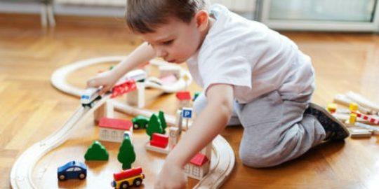 Игрушка – спутник жизни ребенка, источник его развития