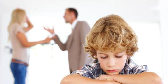 Ребенок и развод