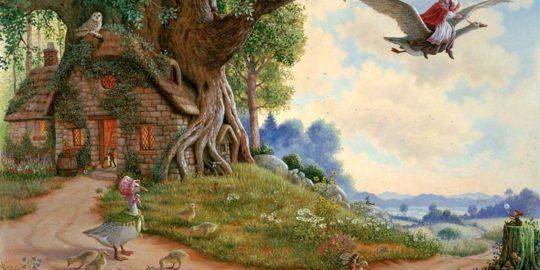 Сказка как средство развития словесно-логического мышления